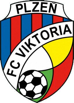 Escudo de FK VIKTORIA PILSEN (REPÚBLICA CHECA)