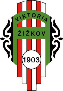Escudo de FK VIKTORIA ZIZKOV (REPÚBLICA CHECA)
