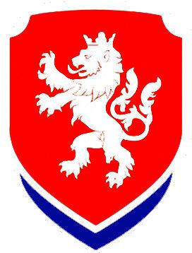 Escudo de SELECCIÓN DE REPÚBLICA CHECA (REPÚBLICA CHECA)