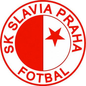 Escudo de SK SLAVIA (REPÚBLICA CHECA)