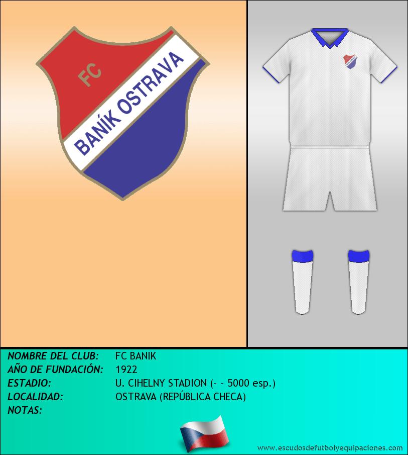 Escudo de FC BANIK