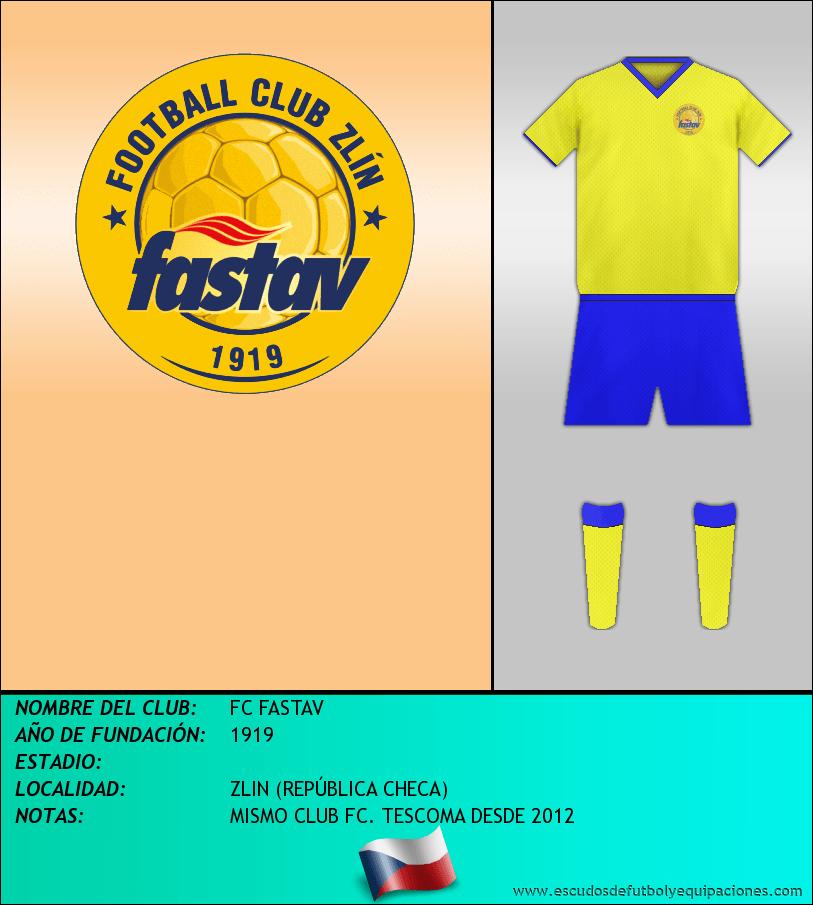 Escudo de FC FASTAV