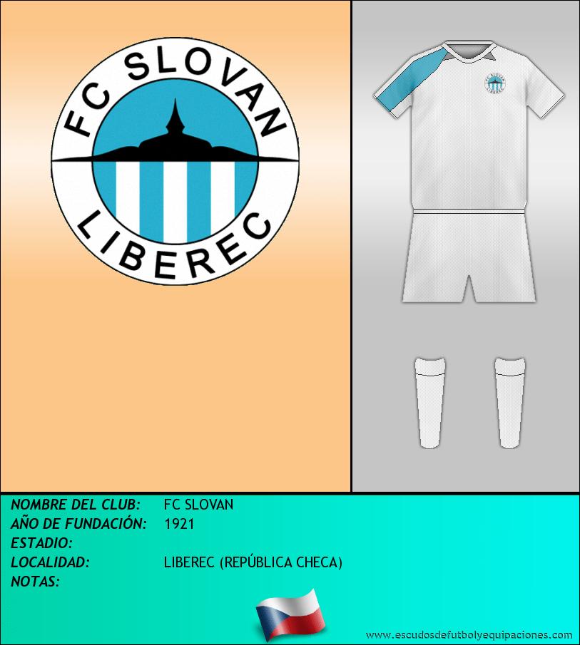 Escudo de FC SLOVAN