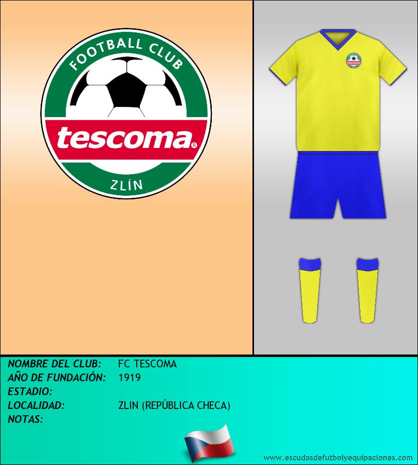 Escudo de FC TESCOMA