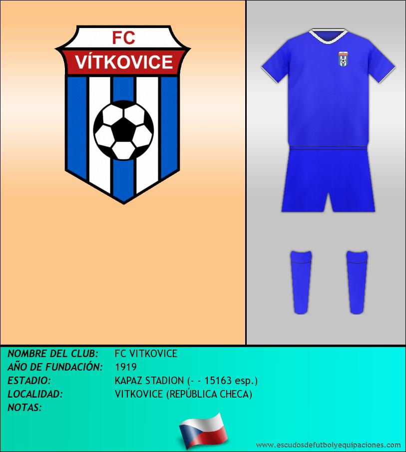 Escudo de FC VITKOVICE