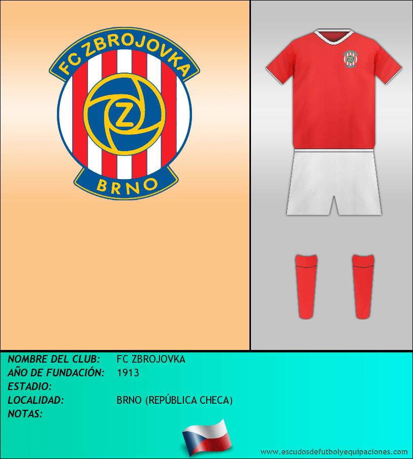 Escudo de FC ZBROJOVKA