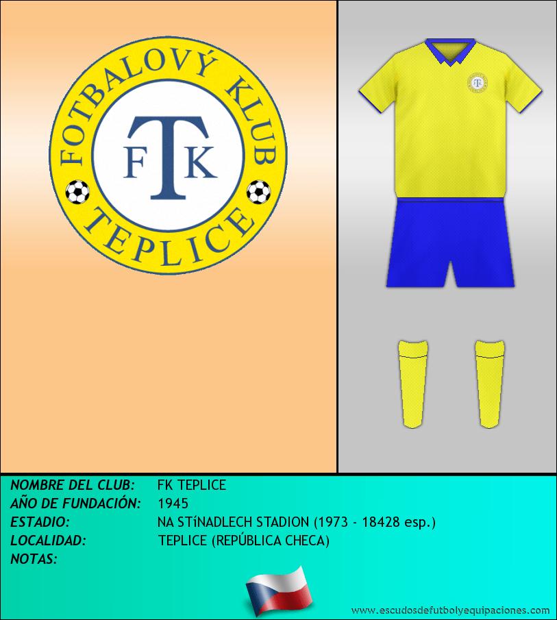 Escudo de FK TEPLICE