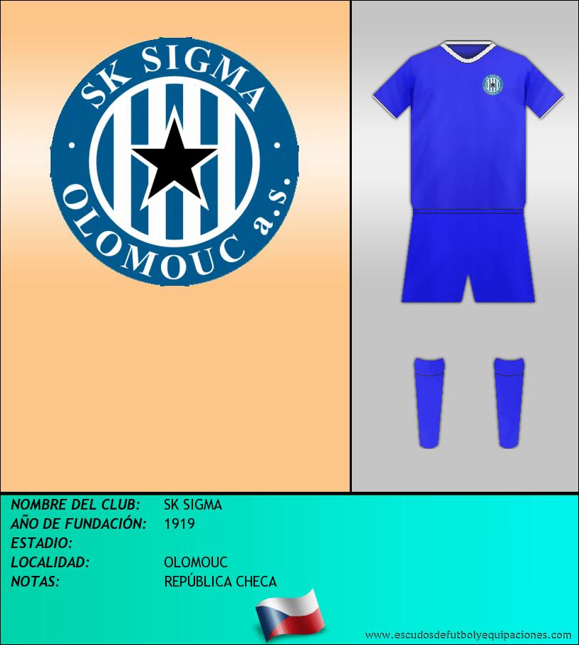 Escudo de SK SIGMA