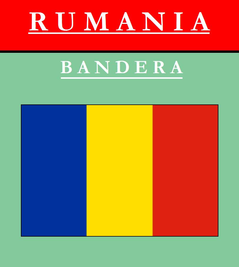 Escudo de BANDERA DE RUMANÍA