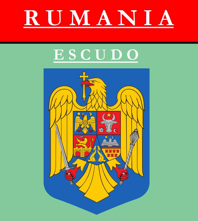 Escudo de ESCUDO DE RUMANÍA