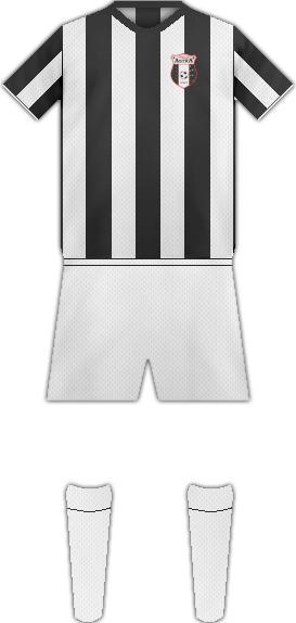 Equipación FC ASTRA
