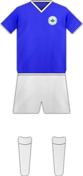 Equipación FC NATIONAL