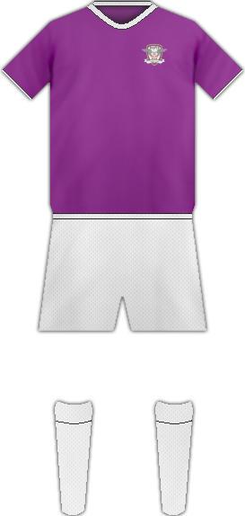 Equipación FC RAPID