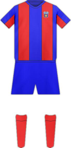 Equipación FC STEAUA