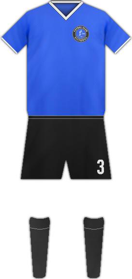 Equipación FC VIITORUL