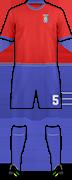 Equipación AFC CHINDIA