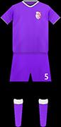Equipación FC ARGES