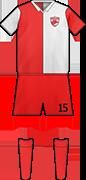 Equipación FC DINAMO DE BUCAREST