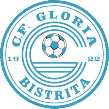 Escudo de CF GLORIA BISTRITA (RUMANÍA)