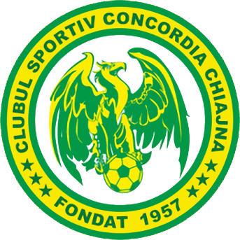 Escudo de CS CONCORDIA CHIAJNA (RUMANÍA)