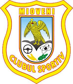 Escudo de CS MIOVENI (RUMANÍA)
