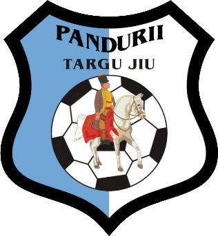 Escudo de CS PANDURII TARGU JIU (RUMANÍA)