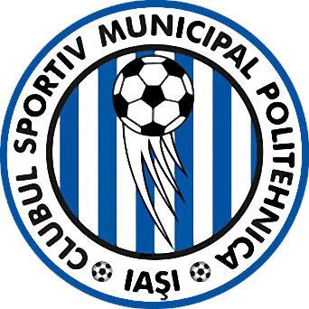 Escudo de CSM POLITEHNICA (RUMANÍA)