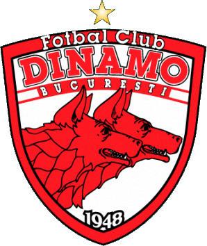 Escudo de FC DINAMO DE BUCAREST (RUMANÍA)