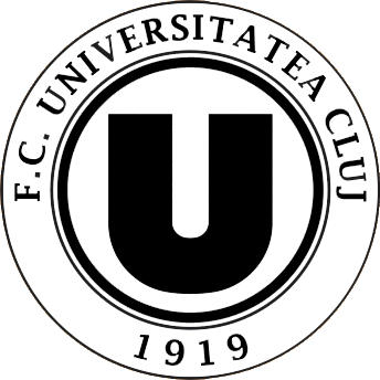 Escudo de FC UNIVERSITATEA CLUJ (RUMANÍA)