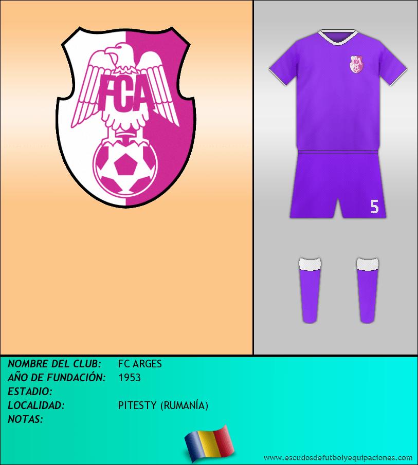 Escudo de FC ARGES