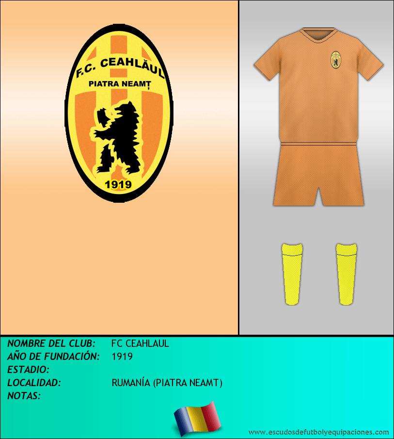 Escudo de FC CEAHLAUL