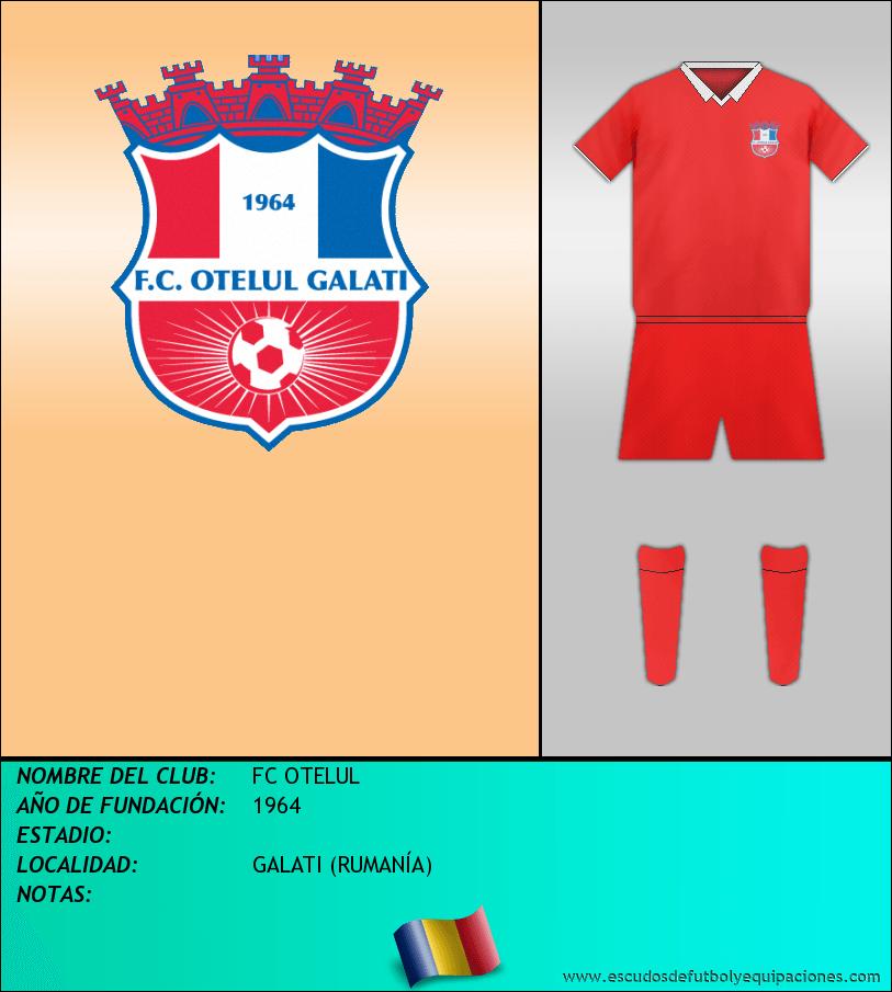 Escudo de FC OTELUL
