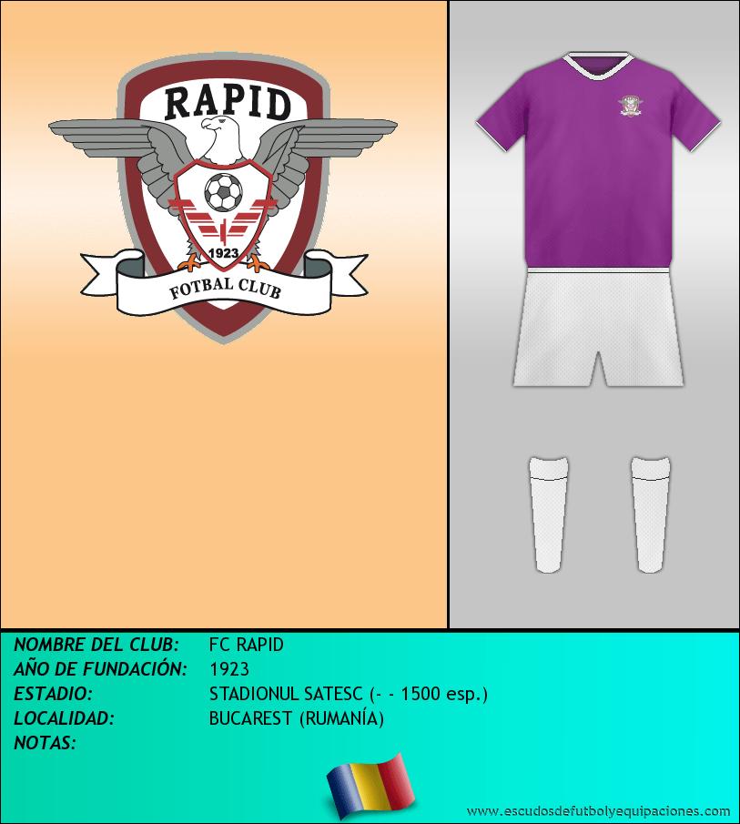 Escudo de FC RAPID