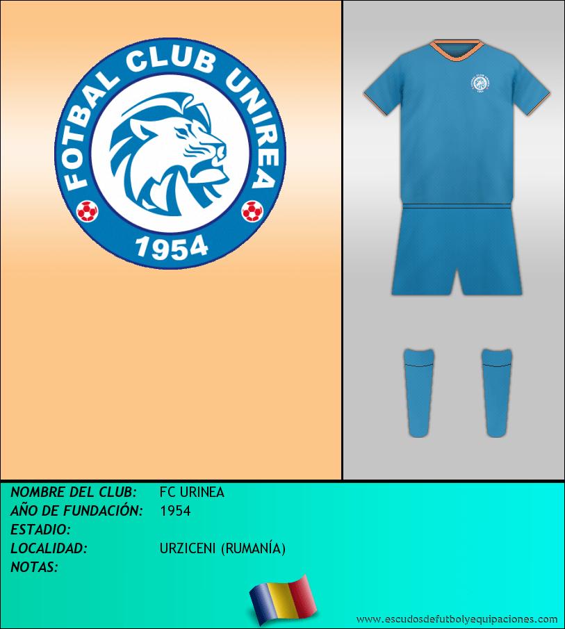 Escudo de FC URINEA