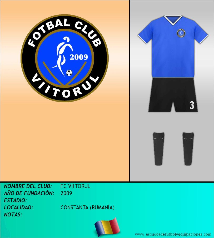 Escudo de FC VIITORUL