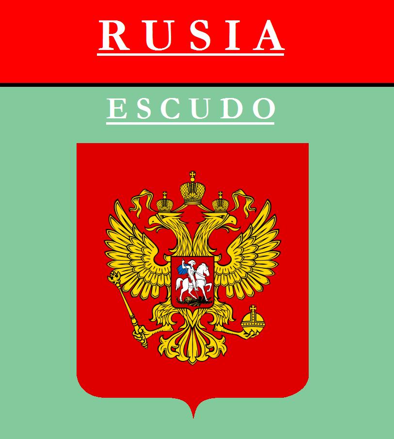 Escudo de ESCUDO DE RUSIA