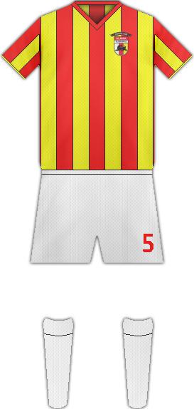 Equipación FC ALANIA