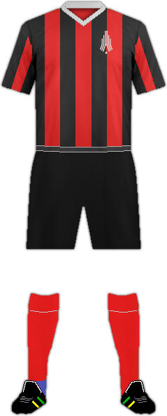 Equipación FC AMKAR PERM