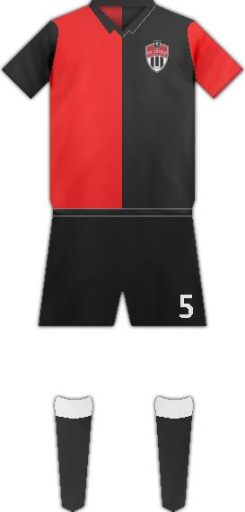 Equipación FC JIMKI