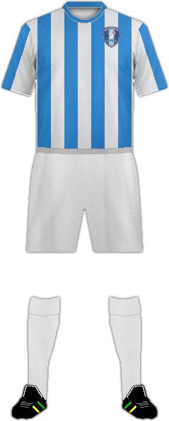 Equipación FC KALUGA