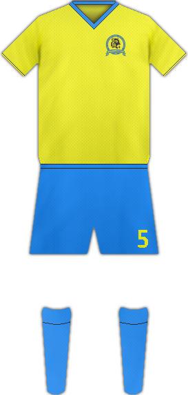 Equipación FC LUCH-ENERGIYA