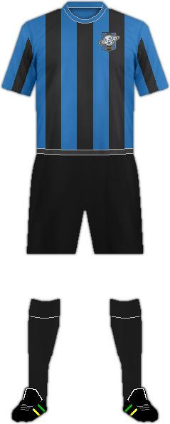 Equipación FC SATURN