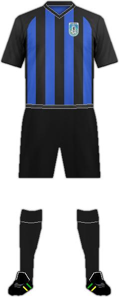 Equipación FC SHINNIK