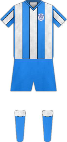 Equipación FC VOLGA