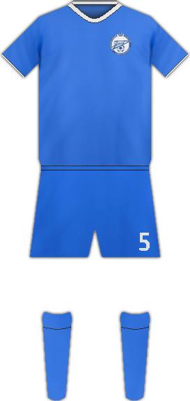 Equipación FC ZENIT