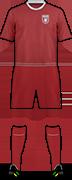 Equipación FC RUBIN KAZAN