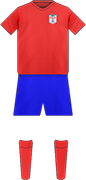 Camiseta FC SKA ROSTOV DEL DON