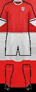 Camiseta FC SPARTAK KOSTROMA
