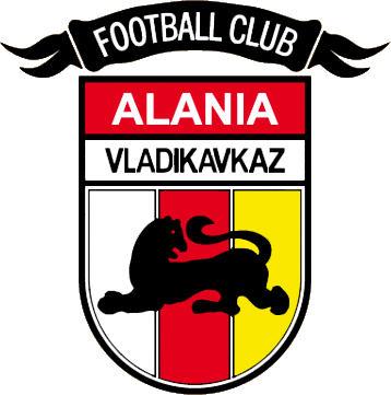 Escudo de FC ALANIA (RUSIA)
