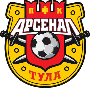 Escudo de FC ARSENAL TULA (RUSIA)